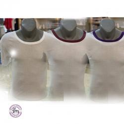Camisetas Cuello Barco