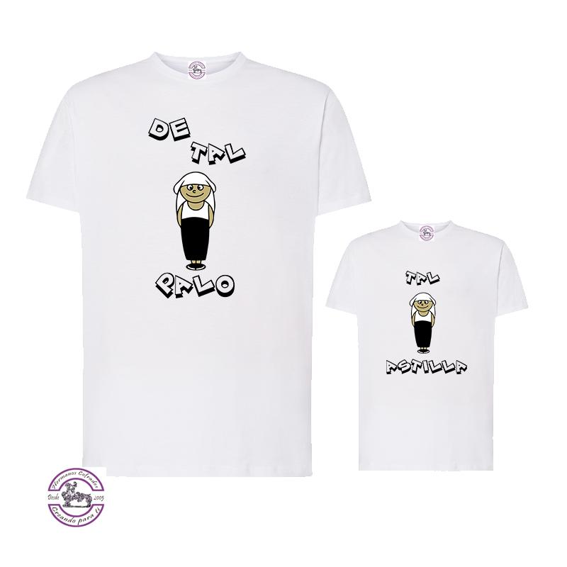 Camiseta Tal Palo Costalero