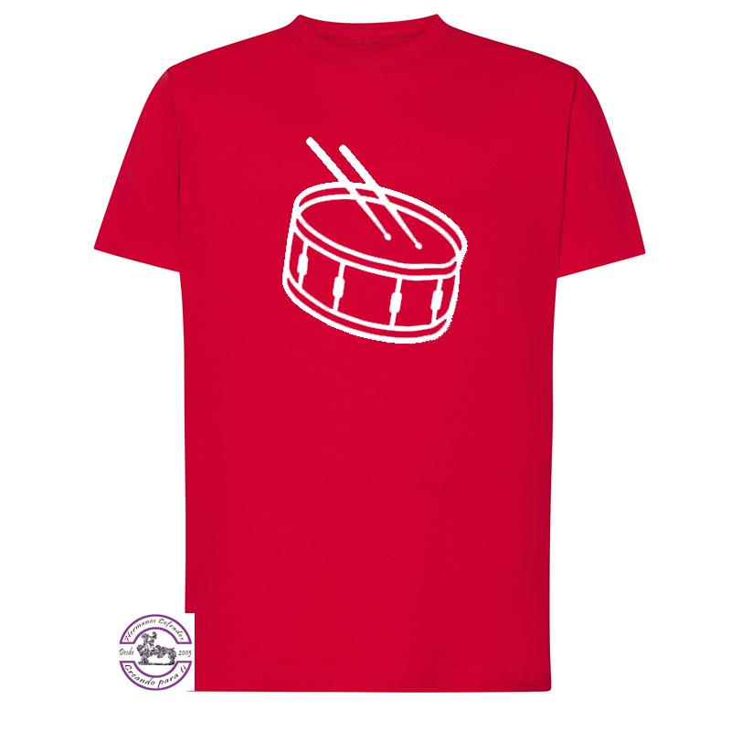 Camiseta Tambor
